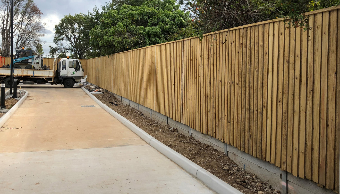 Acoustic And Timber Fencing Superior Fences Group